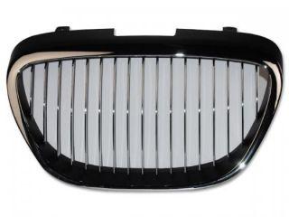 fk sport front grill black chrome seat leon 1p altea