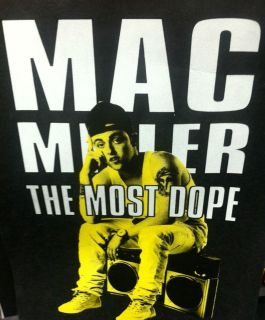 mac miller the most dope t shirt adults unisex more