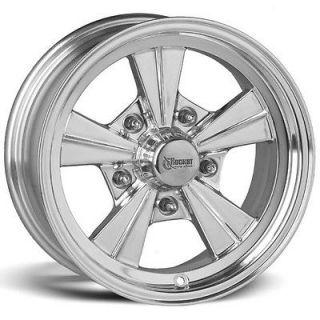 Newly listed New 15 x 8 Rocket Strike Polished Mag Wheel/Rim, 5 on 4