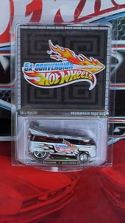 hot wheels 2012 5a convention volkswagen drag bus new mint