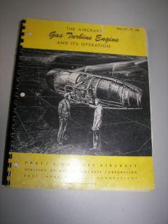 1958 the gas turbine engine aircraft pratt whitney time left
