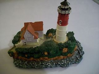 NAUSET LIGHT  REPLICA OF CAPE COD LIGHT HOUSE  NICELY DETAILED