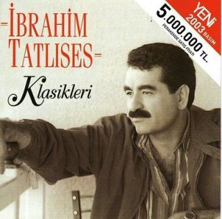 ibrahim tatlises ibrahim tatlises klasikleri 1 cd fully guaranteed