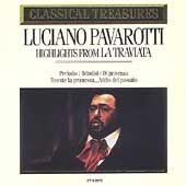 Classical Treasures La Traviata by Renata Scotto, Luciano Pavarotti