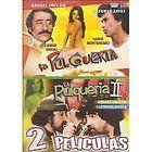 La Pulqueria 1 Y 2 DVD NEW 2 Pk Sasha Montenegro Alfonso Zayas