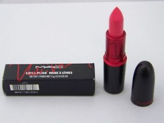 mac viva glam nicki minaj lipstick bnib pink limited edition