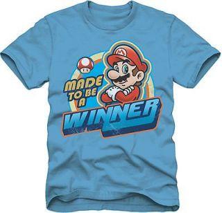 super mario bros t shirt 14  14