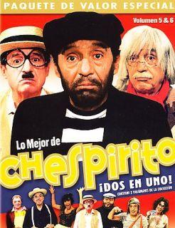 Lo Mejor del Chespirito   Vols. 5 & 6 (D
