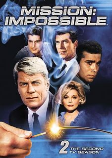 Mission Impossible   The Complete Second Season DVD, 2007, 7 Disc Set