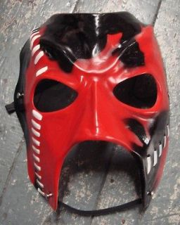 Kane mask wrestling Halloween replica fancy dress adult size sent 1st
