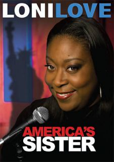 Loni Love Americas Sister DVD, 2010