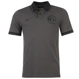 Mens Manchester United Nike Golf Polo Shirt   Man Utd   Size M L XL