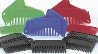 plastic horse mane comb horse riding equestrian equipment more options