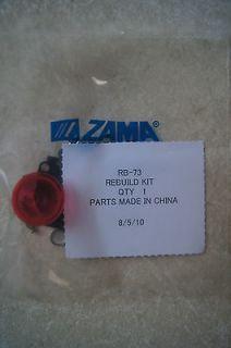genuine zama carburetor repair kit rb 73 for c1u w4 w7  9