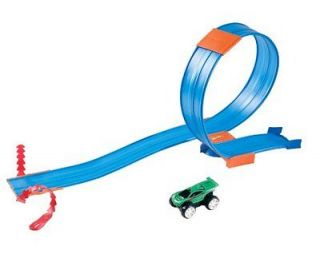 Toy Hot Wheels Rev Ups Track Pack Gift Kids Children New Fast Shipping