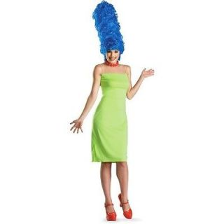 adult marge simpson womens costume cartoon new more options size