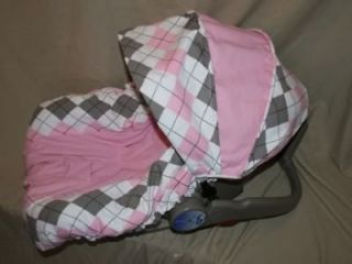 new infant car seat cover fits graco evenflo natalie time