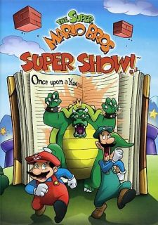 Super Mario Bros. Super Show   Once Upon A Koopa DVD, 2007