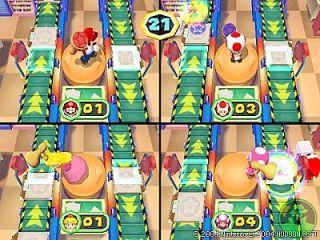 Mario Party 6 Nintendo GameCube, 2004