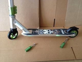 circle pro scooter blunt district mad gear style time left