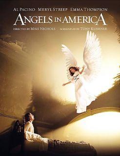 Angels in America DVD, 2004, 2 Disc Set