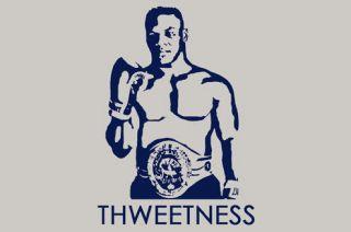 mike tyson thweetness t shirt