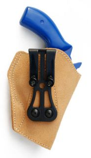 BlackHawk Tuckable Leather Holster Smith & Wesson S&W J Frame 421601BN