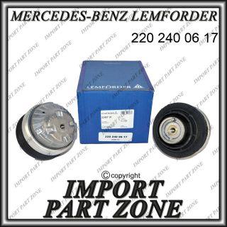 mercedes benz engine motor mount lemforder oem set of 2