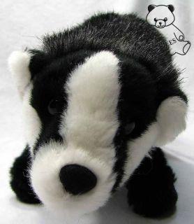 Razor Badger Douglas Cuddle Plush Toy Stuffed Animal Realistic WI