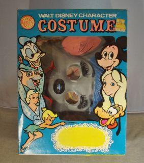 Vintage Halloween Walt Disney Productions Character Costume BIANCA