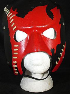 KANE   WWE OFFICIALLY LICENSED ADULT SIZE REPLICA WRESTLING MASK