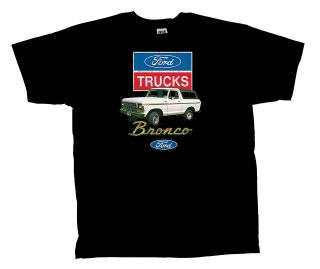 ford truck t shirts in Clothing,