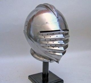 MAXIMILIAN ARMOR HELMET REPLICA Medieval Knight 300 Spartan Troy Lord