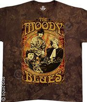 moody blues shirts in Clothing,