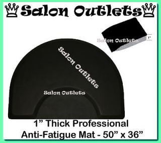 Floor Mat, Anti Fatigue, 1 Thickness, Matt Hair Beauty Salon