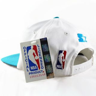 Starter Youth Charlotte Hornets Snapback Hat Cap Obey NBA obey NEW