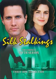 Silk Stalkings   The Complete Fifth Season DVD, 2006, Box Set