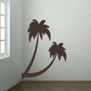 large palm tree beach hall bedroom wall art mural giant