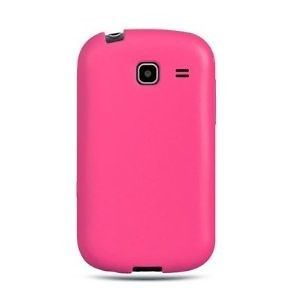 Pink Skull Hard Case Cover For Metro PCS Samsung Freeform 3 III R380