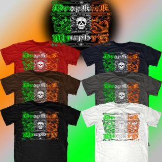 dropkick murphy ggo pub punk rock custom tees t shirts