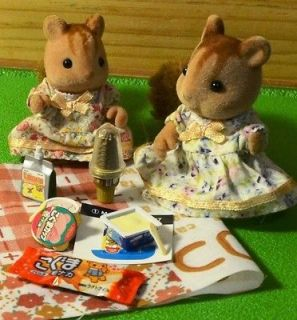 NEW miniature toy food for display or doll house sylvanian family