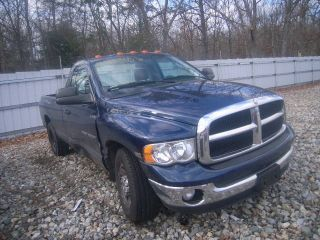 03 04 05 dodge ram 2500 pickup rear axle assembly
