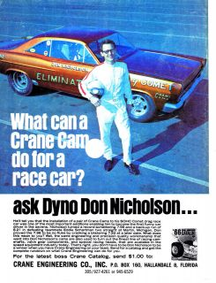 dyno don nicholson in Sports Mem, Cards & Fan Shop