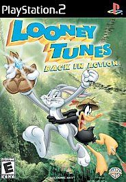 Looney Tunes Back in Action Sony PlayStation 2, 2003