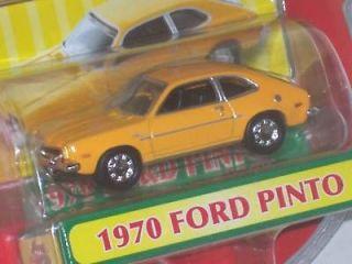 motor max fresh cherries 1 64 yellow 70 ford pinto
