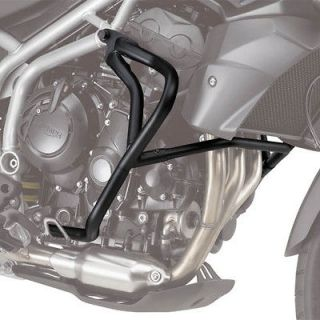 givi tn6401 engine guards triumph tiger 800xc fits triumph tiger