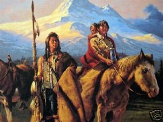 place of my dreams chuck ren signed native american art