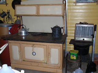 wood cook stove in Antiques