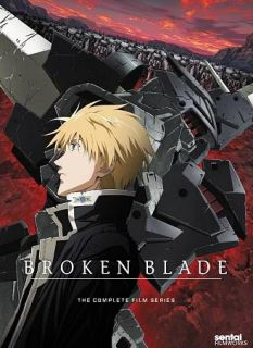 Broken Blade The Complete Series DVD, 2012, 2 Disc Set