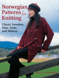 Hats, Vests, and Mittens by Mette N. Handberg 2010, Hardcover